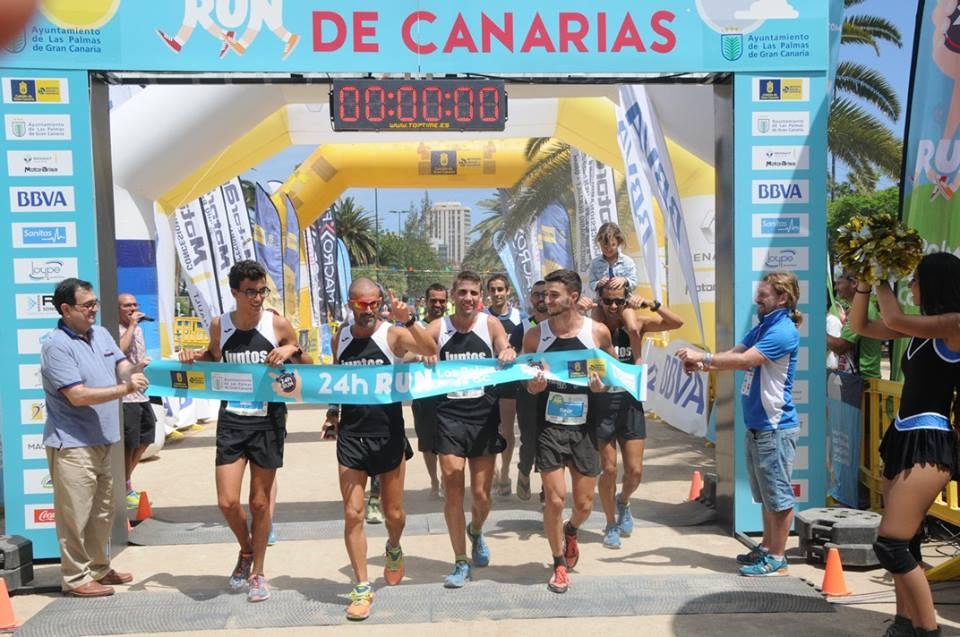 """El reto de las """"24h run"""" llega de nuevo a Gran Canaria"""