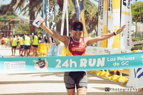 María José Tomáz lo dará todo para revalidar el título en las 24h run de Gran Canaria