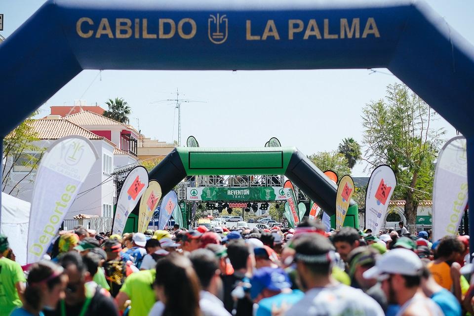 Vuelve el Reventón Trail a La Palma