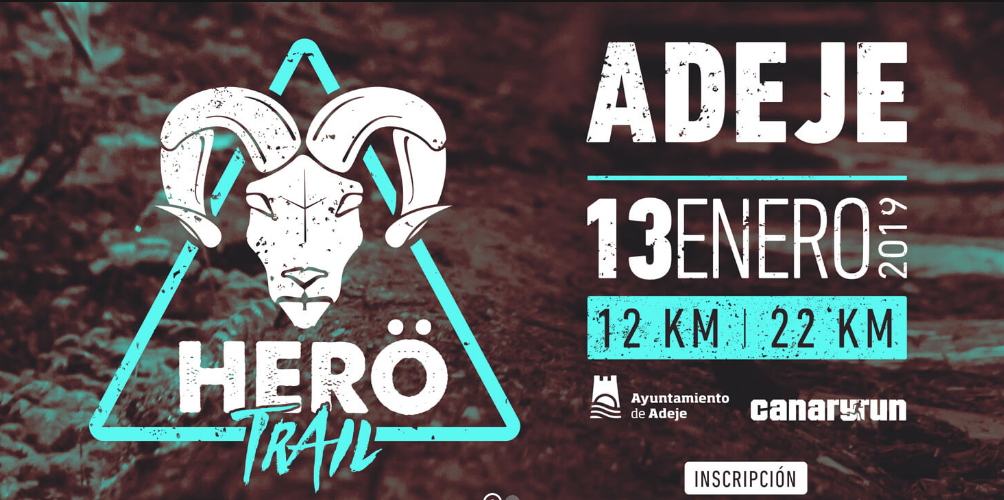 Hero Trail Adeje: la primera carrera de montaña de este año