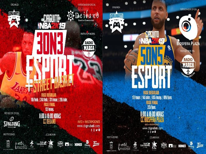 El CB Grubati pone en marcha el primer circuito de eSports en Lanzarote
