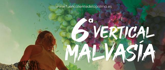 Fuencaliente recibe la 6ª edición de la Vertical Malvasía