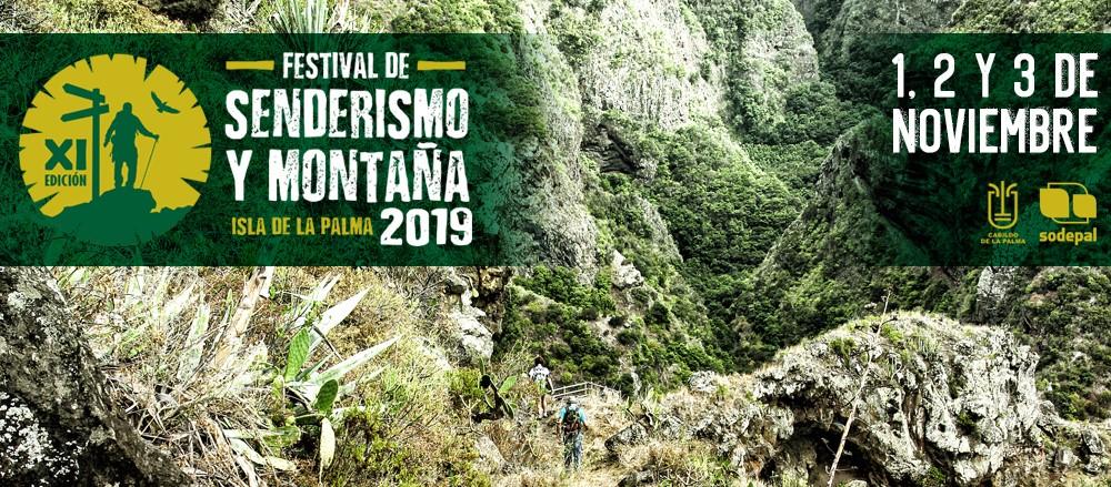 El Festival de Senderismo y Montaña Isla de La Palma celebra este fin de semana su undécima edición