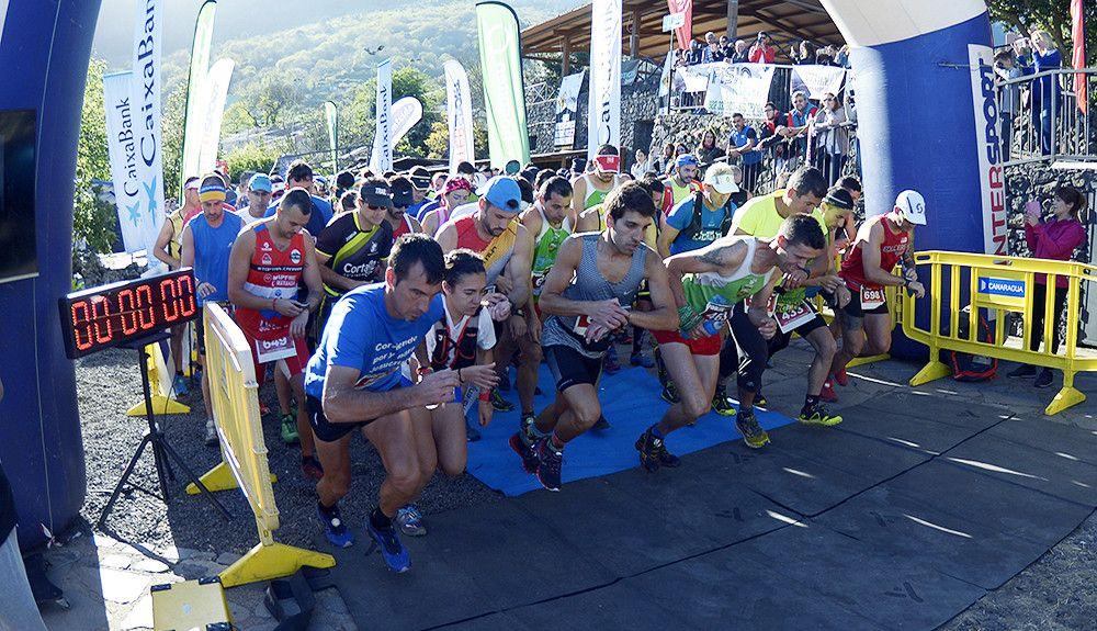 Otra carrera aplazada, la Pinolere Trail para 2021.